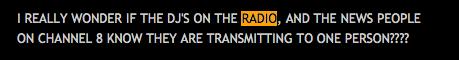Transmitting